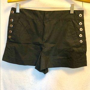 Marc Jacobs NEW no tag black elegant shorts.